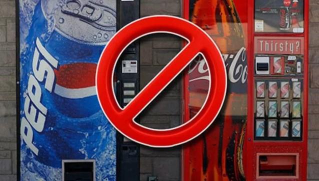 Coke pepsi ban in Tamilnadu