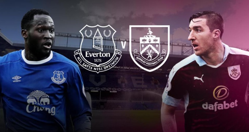 everton vs burnley fc