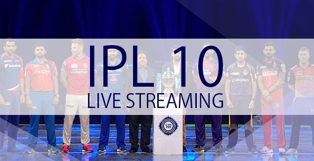 ipl 2017 live streaming