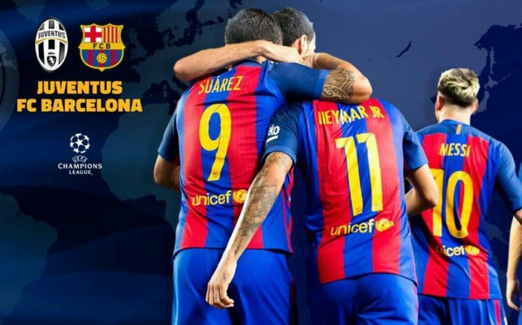 juventus vs fc barcelona