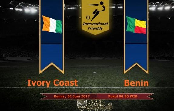ivory coast vs benin