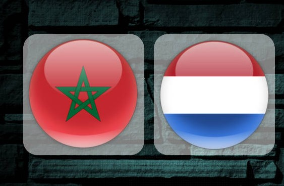 morocco vs netherlands