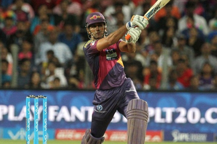 Dhoni delivers as Pune reach IPL final