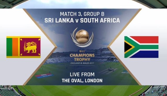 Sri Lanka vs South Africa live