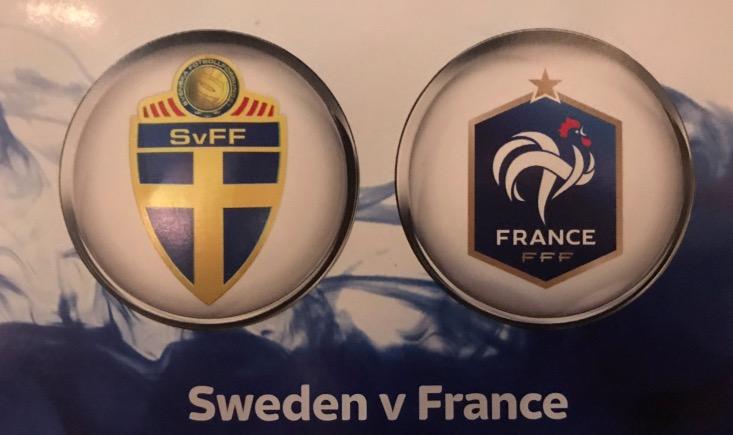 Sweden vs France Live
