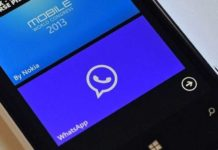 Vodafone guiding users to use WhatsApp chat on local languages