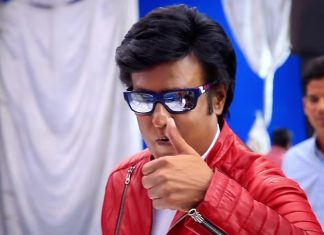 Enthiran 2.0 making