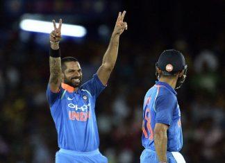 India vs Sri Lanka live cricket score