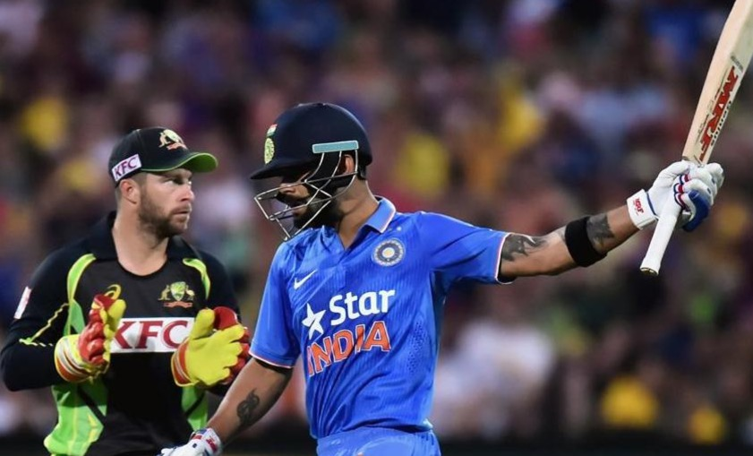 Watch India Vs Australia 1st ODI live on Hotstar