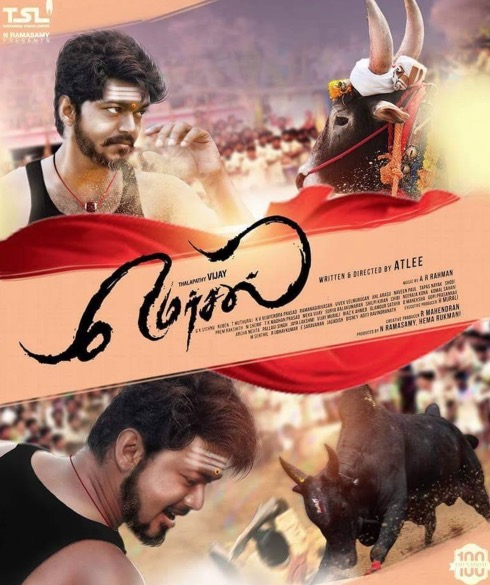 Vijay Mersal Movie Teaser Released: A Treat for Ilayathalapathy Fans