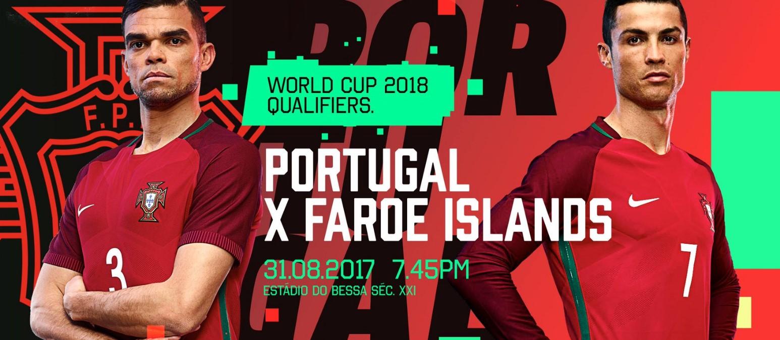 Portugal vs Faroe Islands