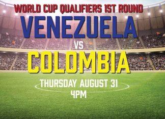 Venezuela vs Colombia Live