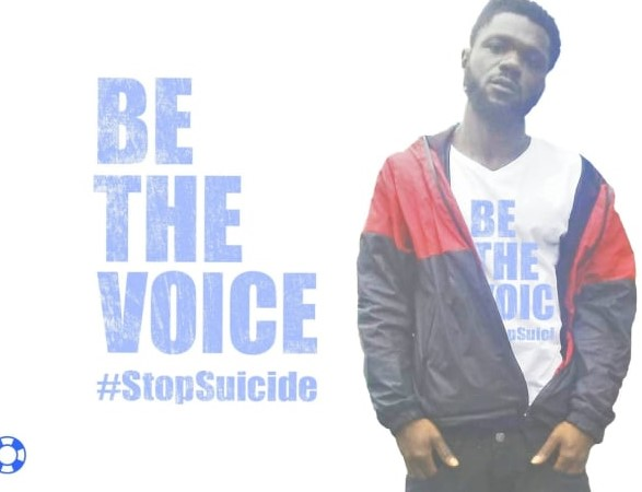 Be the Voice Stop Suicide