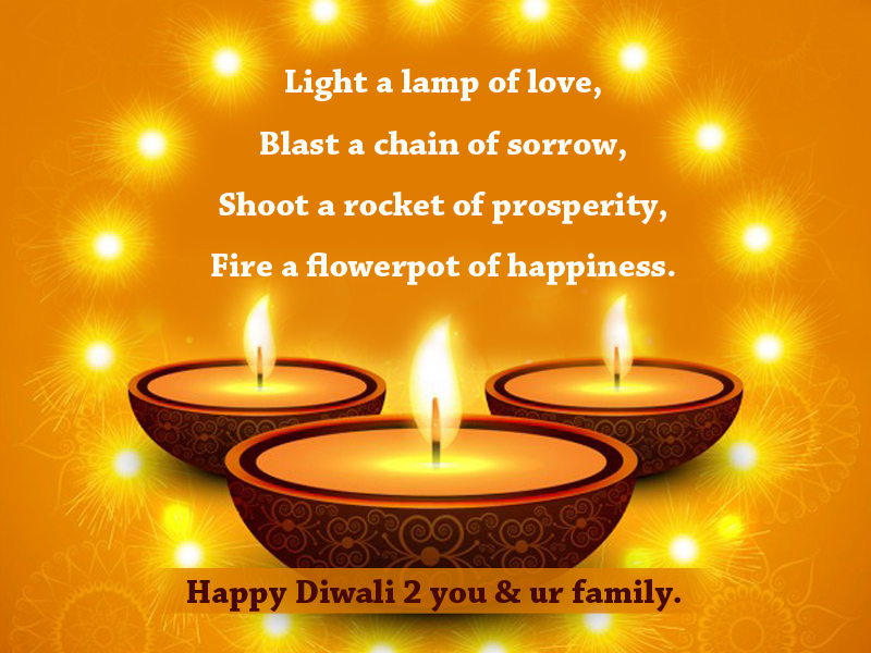 Happy Diwali Wishes Images & Greetings