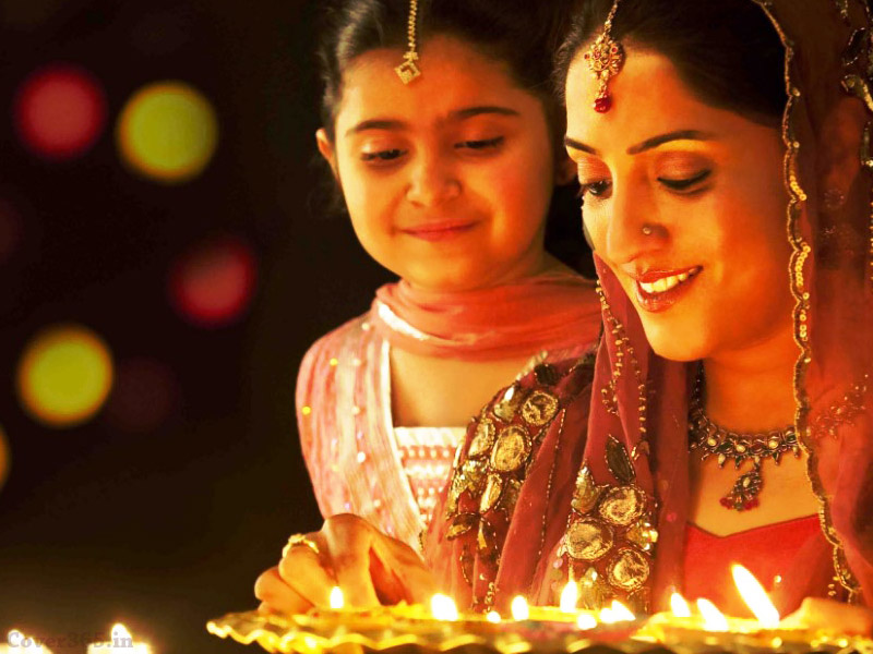 Images of Diwali Festival