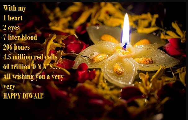 Diwali Wishes Image