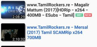 Mersal Movie in Tamilrockers