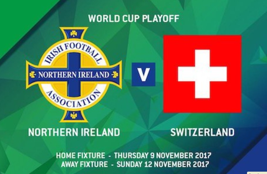Northern Ireland vs Switzerland