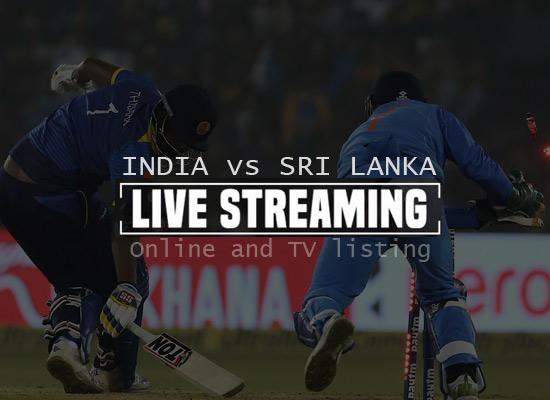 India vs Sri Lanka Team News