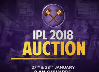 IPL 2018 Auction Live Updates