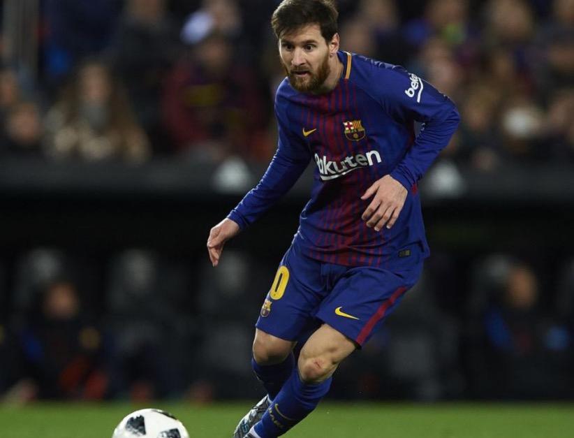 Eibar vs Barcelona