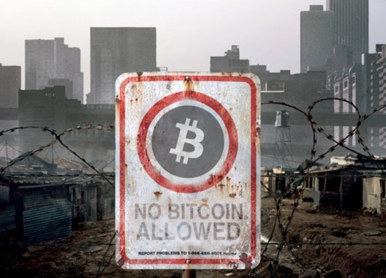 bitcoin ban in india