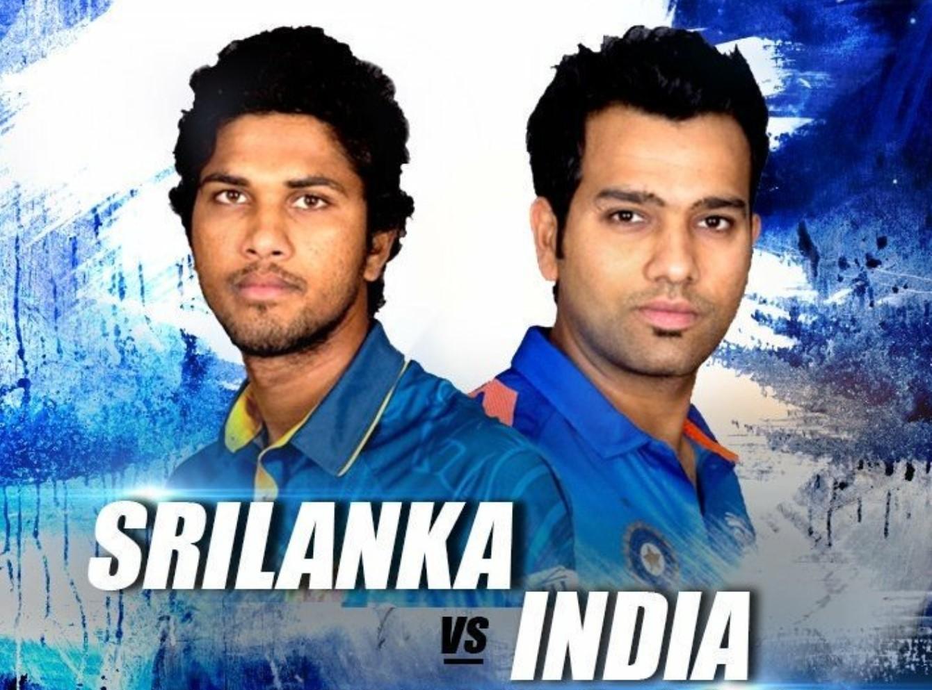 IND vs SL