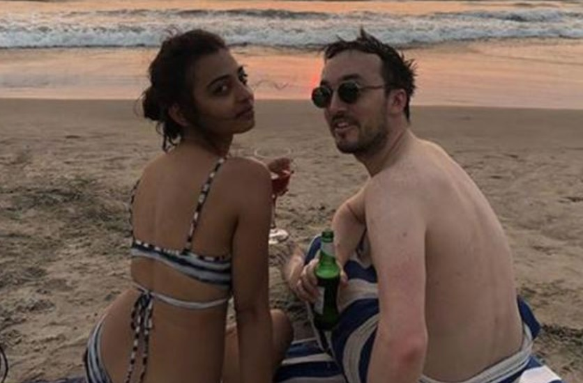 Radhika Apte Bikini