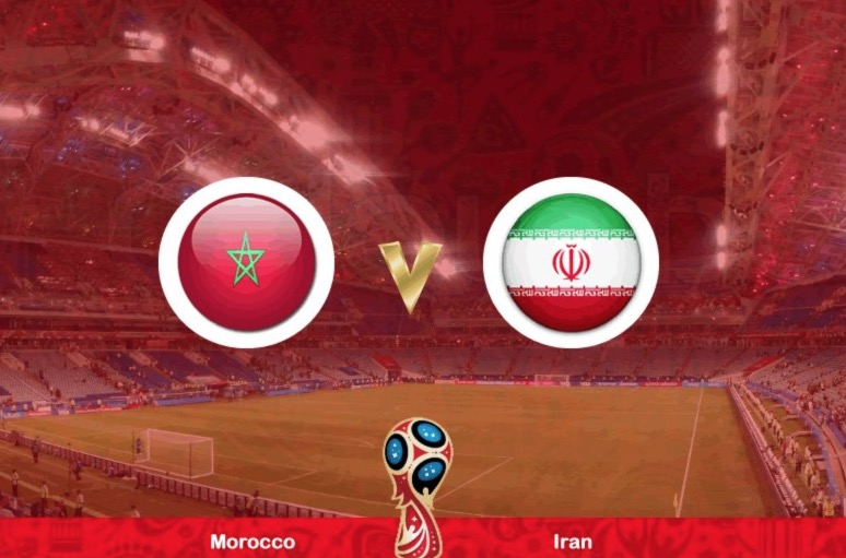 Football gods smile on Iran in 1-0 win over Morocco