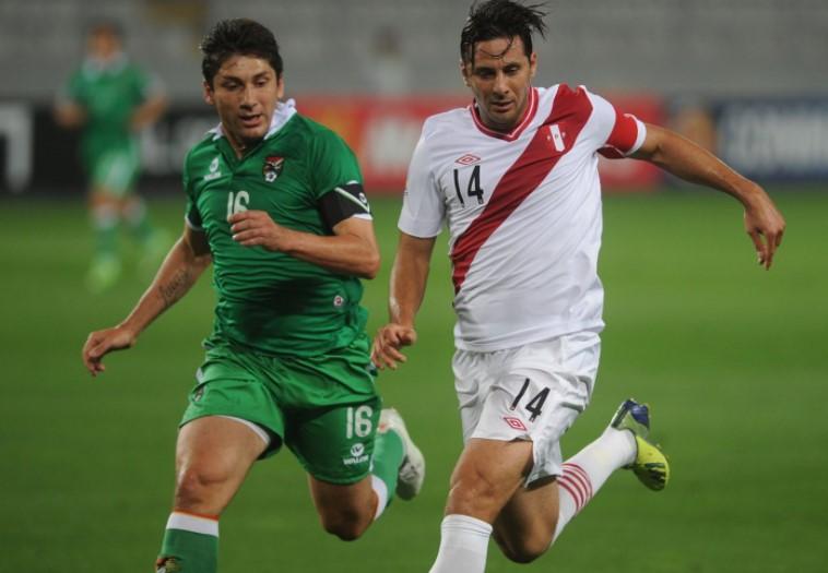 Peru vs Denmark