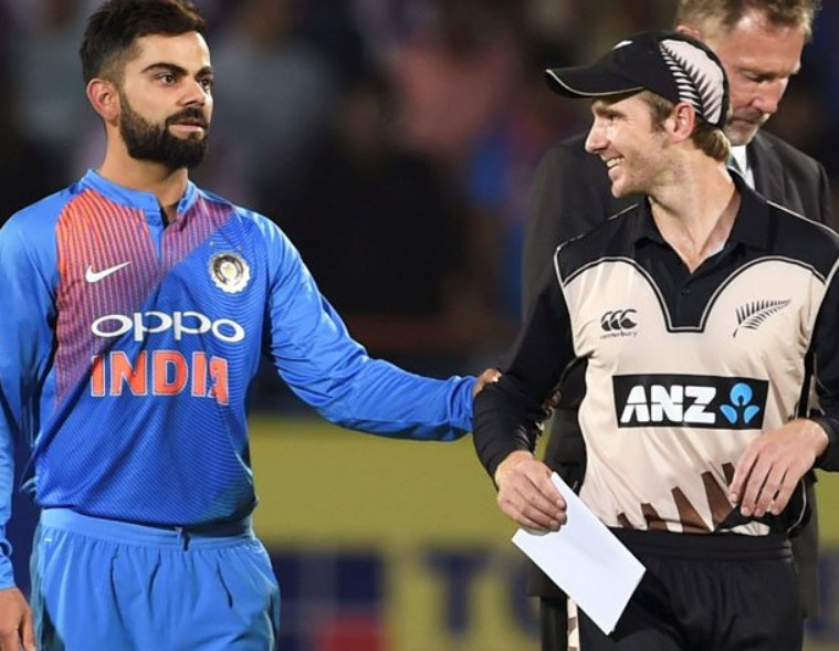 India vs New Zealand Schedule, Squad Details 1