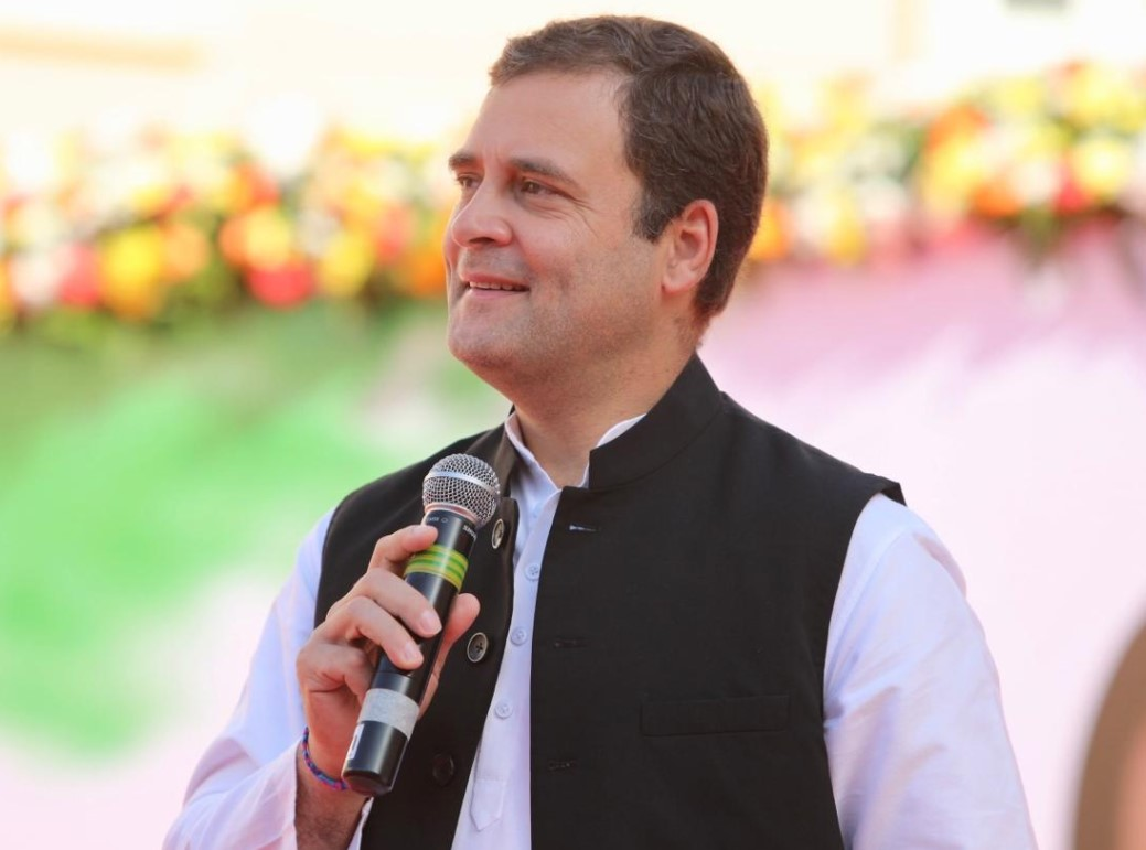 Why Rahul Gandhi is considered as Youth Icon of India 1