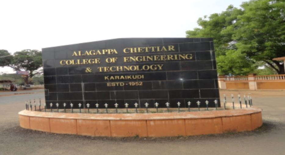 Alagappa University UG results 2018 declared