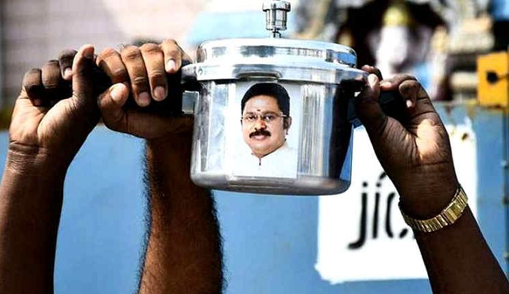 Supreme Court refuses 'Pressure Cooker' symbol to TTV Dinakaran 1