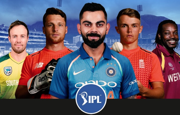 IPL 2019 Match List