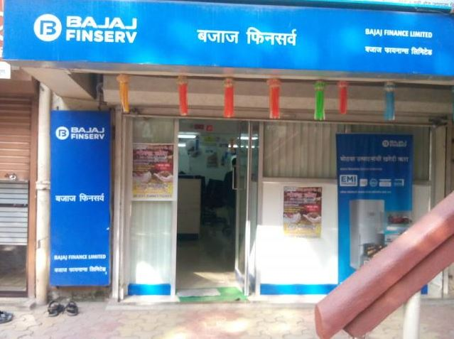 Bajaj Finance's Good Growth in Today's Share market 1
