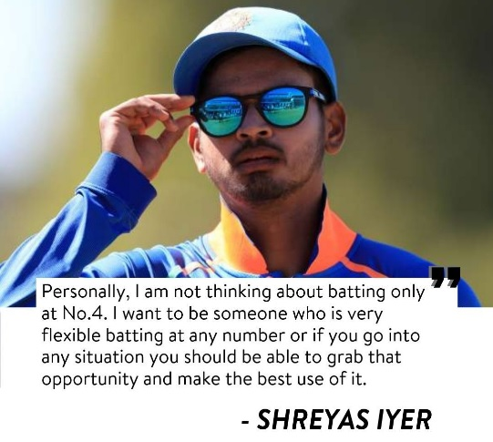 Shreyas Iyer